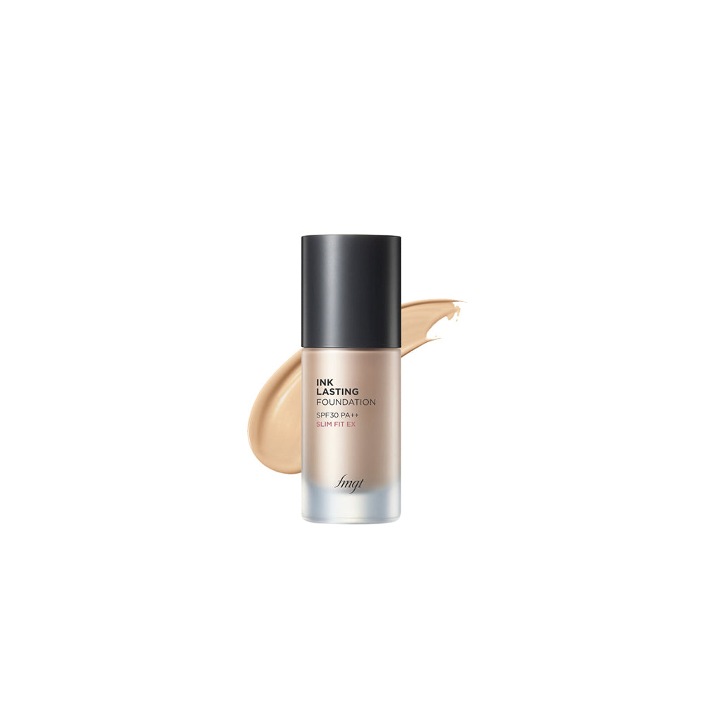 Inklasting Foundation Slim Fit SPF30 V201-Apricot Beige