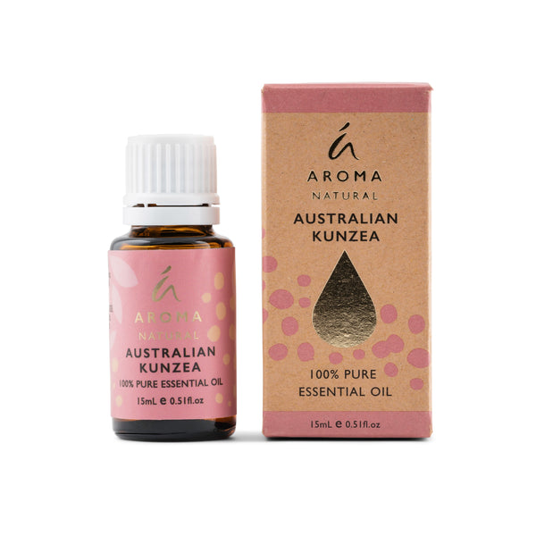 Aroma Natural Australian Kunzea Essential Oil 15mL