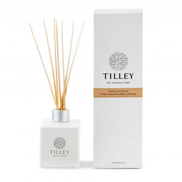 Vanilla Bean Aromatic Reed Diffuser 150mL