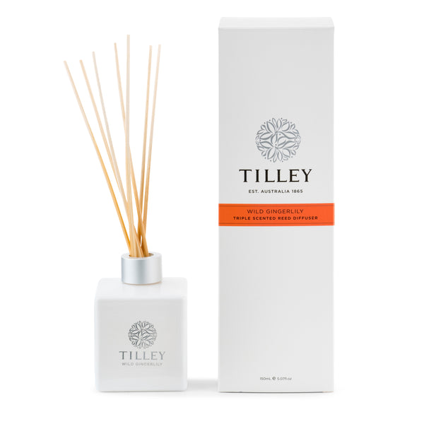 Wild Gingerlily Aromatic Reed Diffuser 150mL