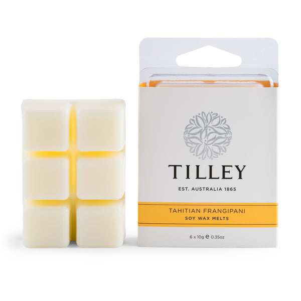Tahitian Frangipani Square Soy Wax Melts 60g