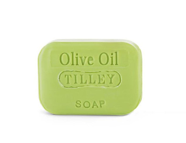 Olive Oil Soap (Stamped) 100g