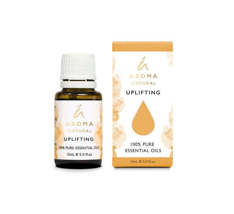 Aroma Natural Uplifting Essential Oil Blend 15mL