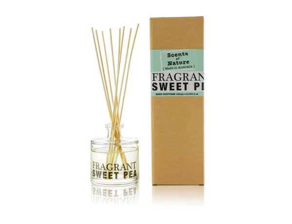 Fragrant Sweet Pea Reed Diffuser 150mL