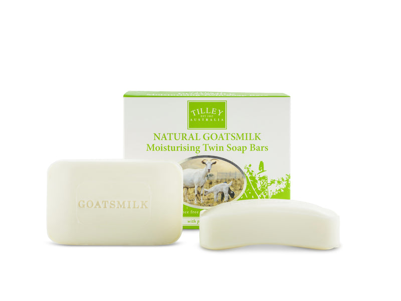 Goats Milk Soap Twin Pack 2 x 100g
