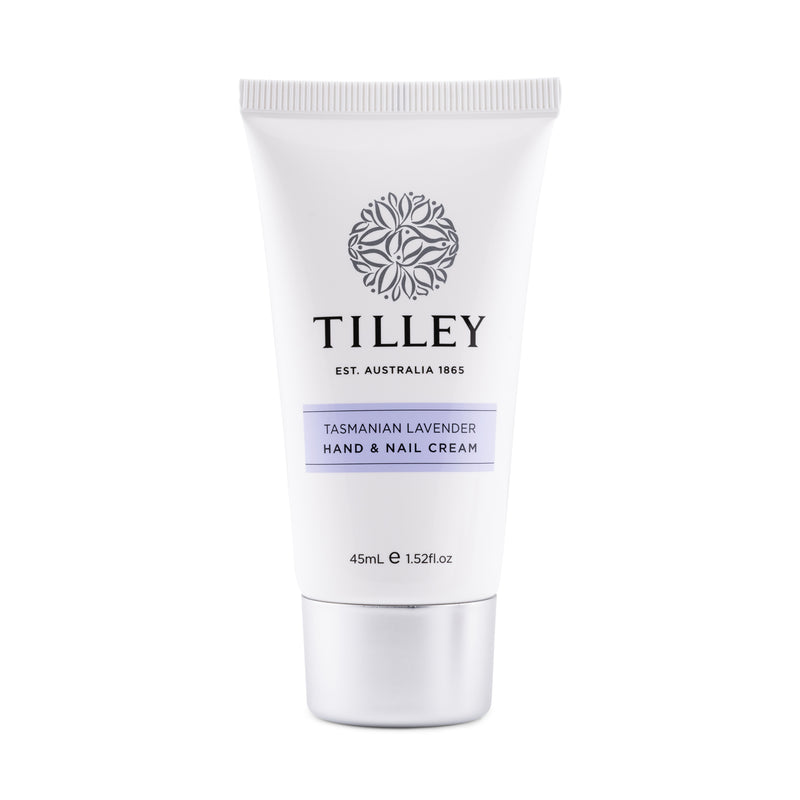 Tasmanian Lavender Deluxe Hand & Nail Cream 45mL