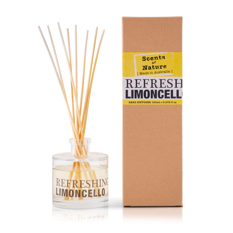 Refreshing Limoncello Reed Diffuser 150mL