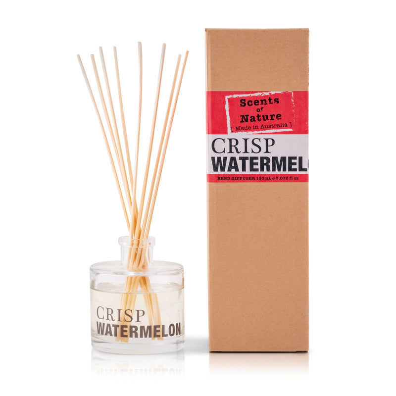 Crisp Watermelon Reed Diffuser 150mL