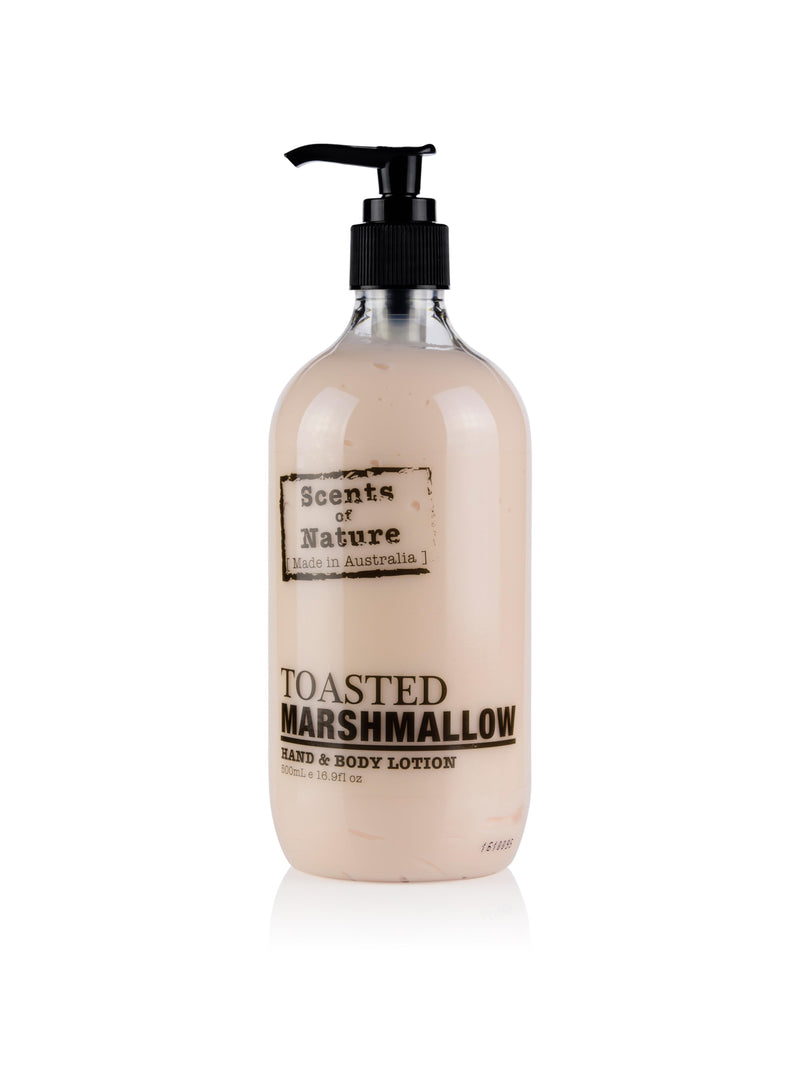 Toasted Marshmallow Body Lotion 500mL