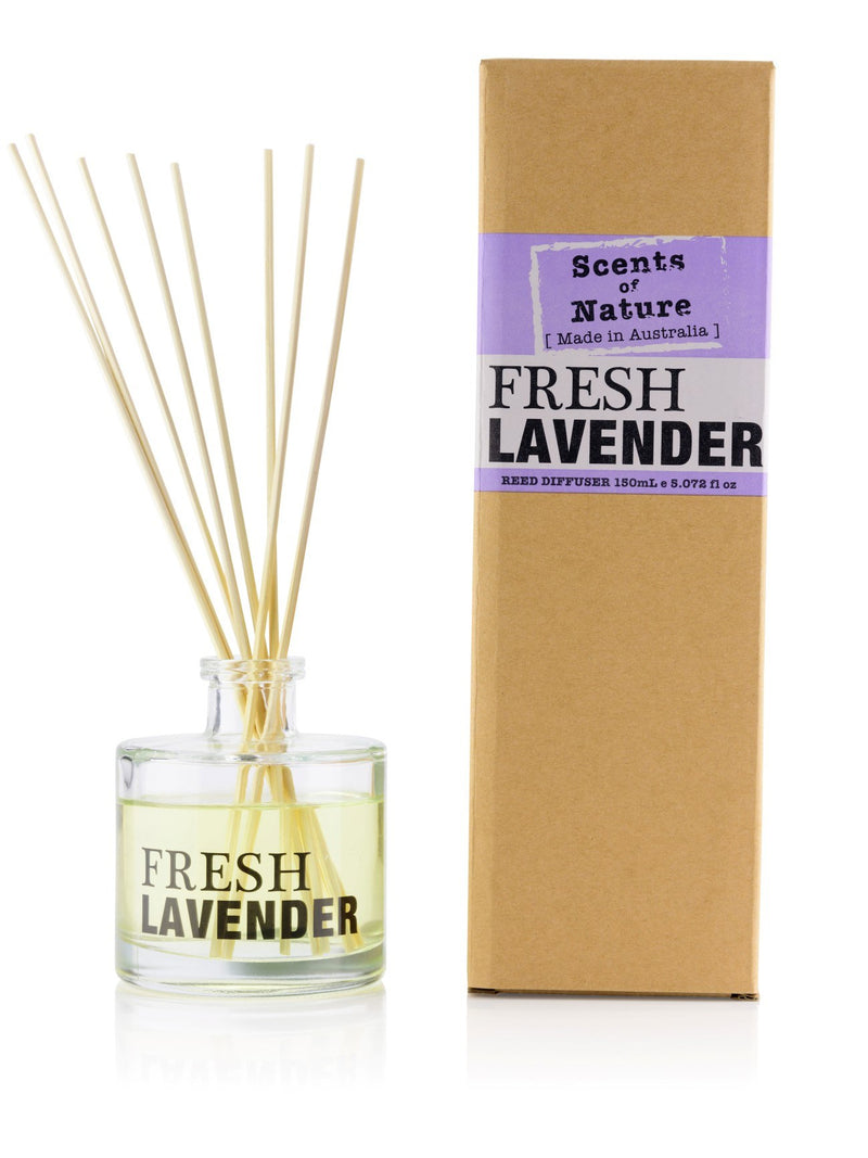 Fresh Lavender Reed Diffuser 150mL