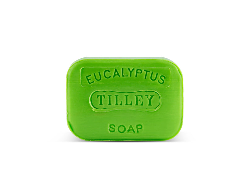 5 x Eucalyptus Soap (Stamped) 100g