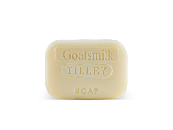 5 x Goats Milk Soap (Stamped) 100g