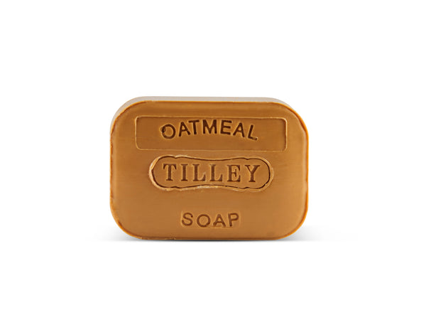 5 x Oatmeal Soap (Stamped) 100g