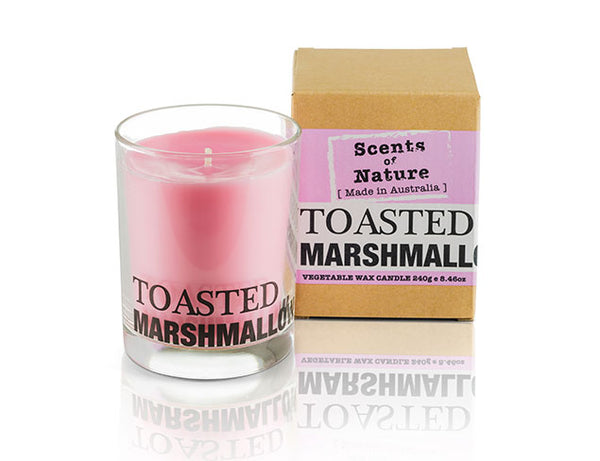 Toasted Marshmallow Soy Candle 240g