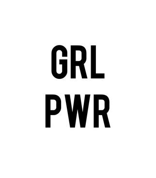 GRL PWR CAMPAIGN by #STUDIOWITHDESTHY