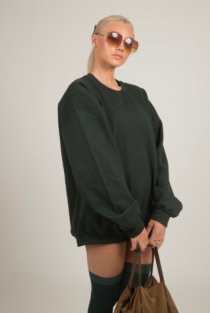 OVERSIZED SWEATSHIRTS (MORE COLOURS)