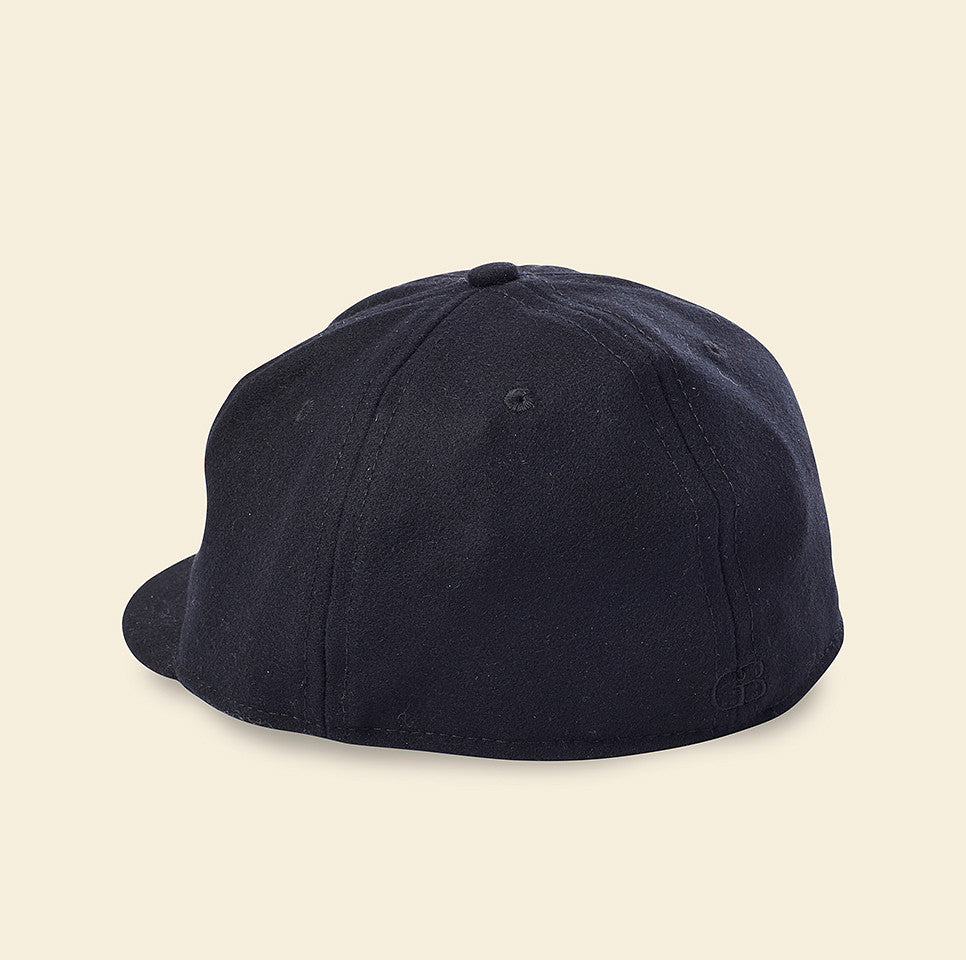 GB Brooklyn Cap Black