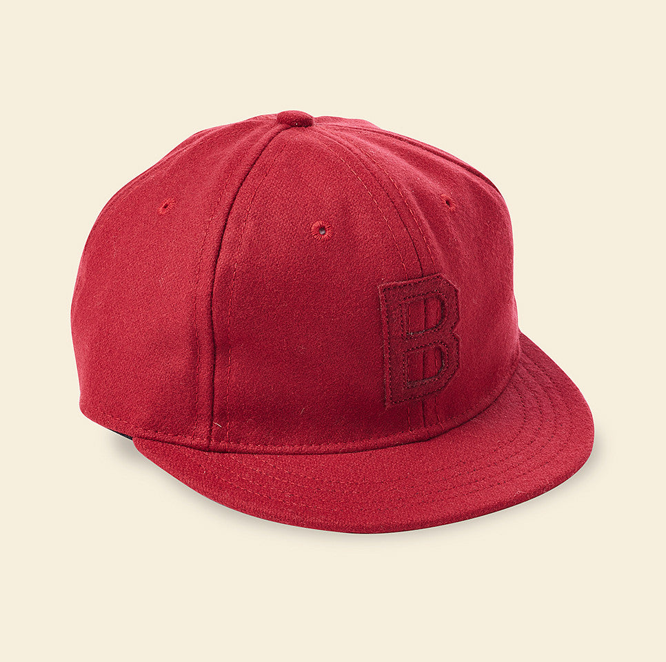 GB Brooklyn Cap Crimson