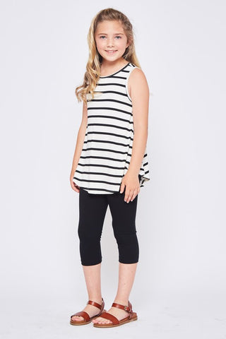 Kids Striped Tank