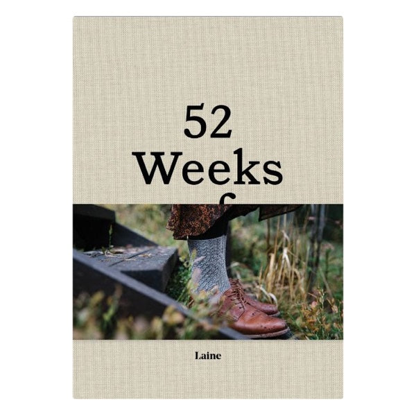 Laine: 52 Weeks of Socks PREORDER