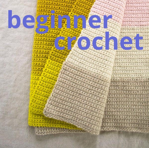 Beginner Crochet Workshop