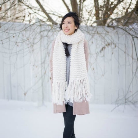 Beginner Knitting: Learn to Knit (Scarves)
