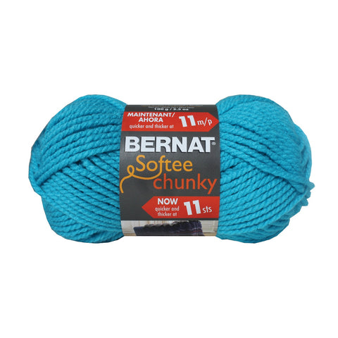 Bernat Softee Chunky Solids & Ombres