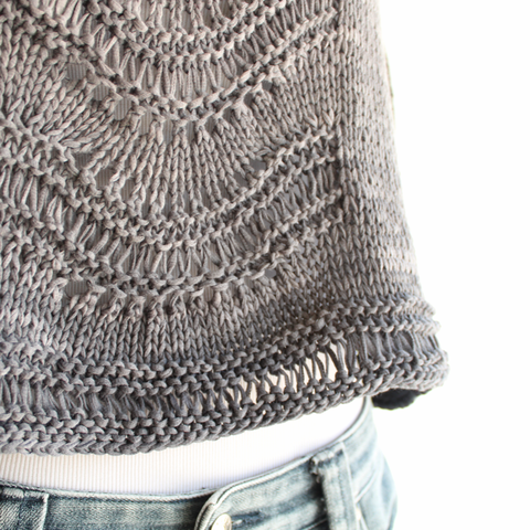 Deschain Pullover Project