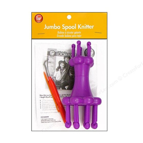 Boye Jumbo Spool Knitter Set