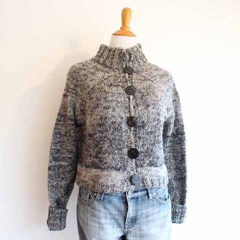 NEW  Carbeth Cardigan (or Pullover) Class