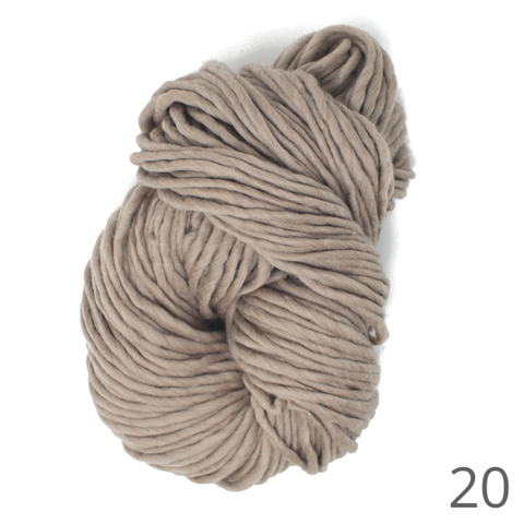Beginner Knitting Kit: Squishy Merino