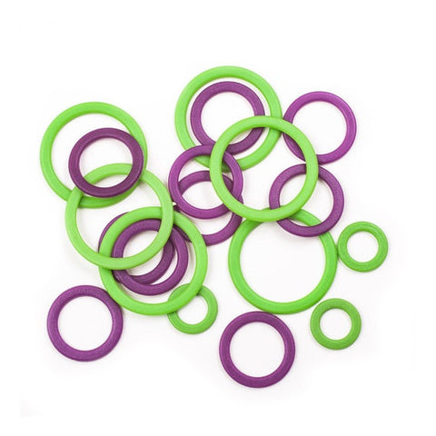Clover Flexible Stitch Markers