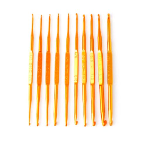 Crochet Hooks Double Ended Aluminum