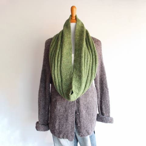Infinitude 'Scarf' Cowl Project