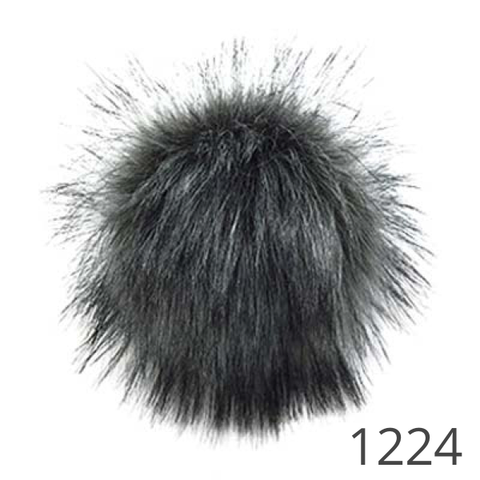 Pompoms Estelle Faux-Fur