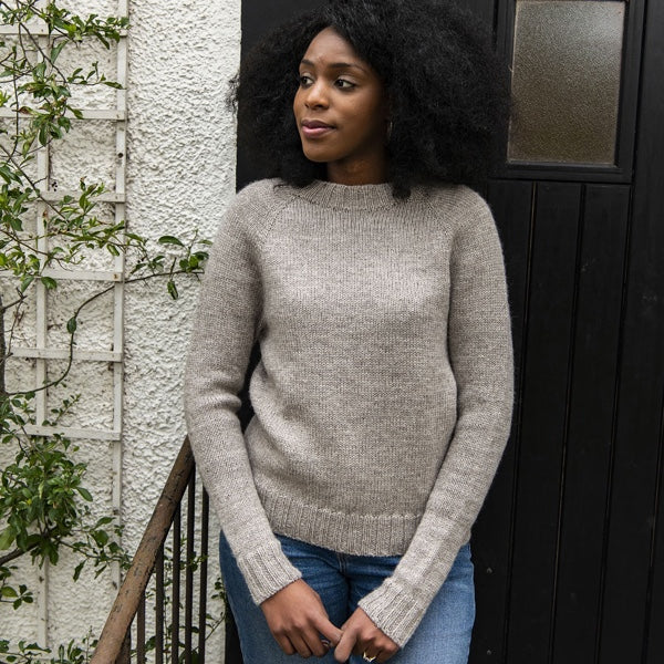 Fibre Co One Sweater Project