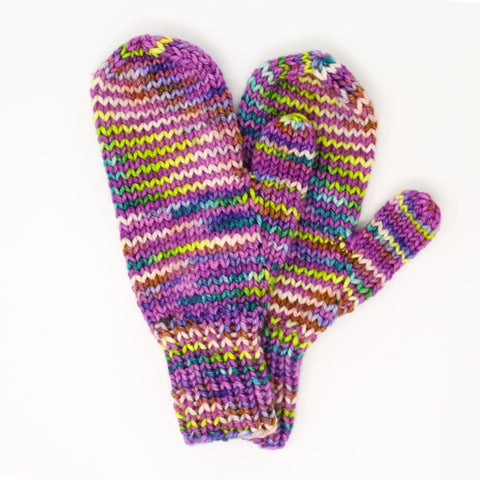 World's Simplest Mitts Project