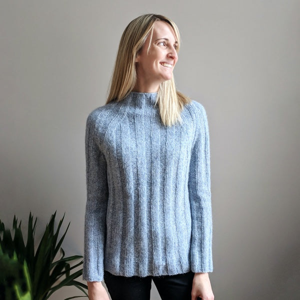 Four Square Pullover Project