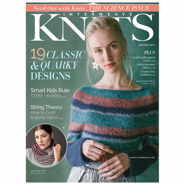 Interweave Knits Magazine & Special Issues