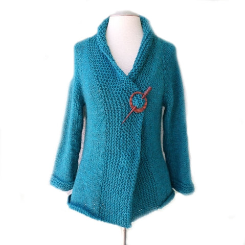 Beginner Knitting 5: Easy Sweater