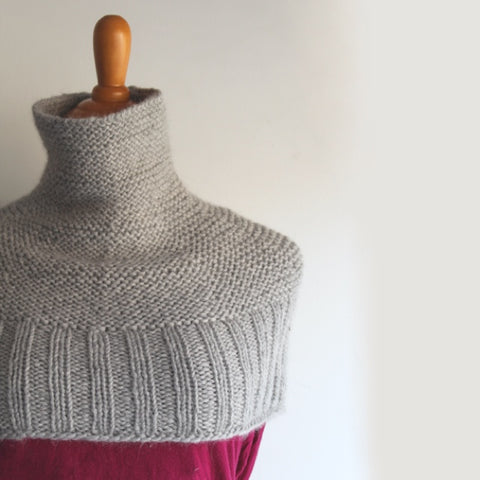 Geting Warmer Cowl Project