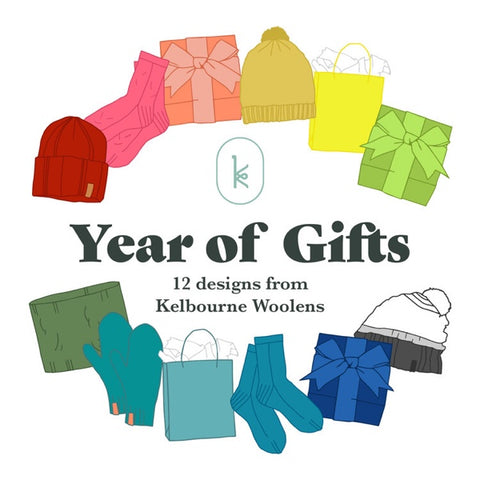 Kelbourne Year of Gifts Kits PREORDER