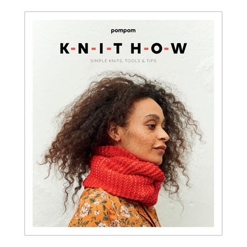 Knit How from PomPom Press