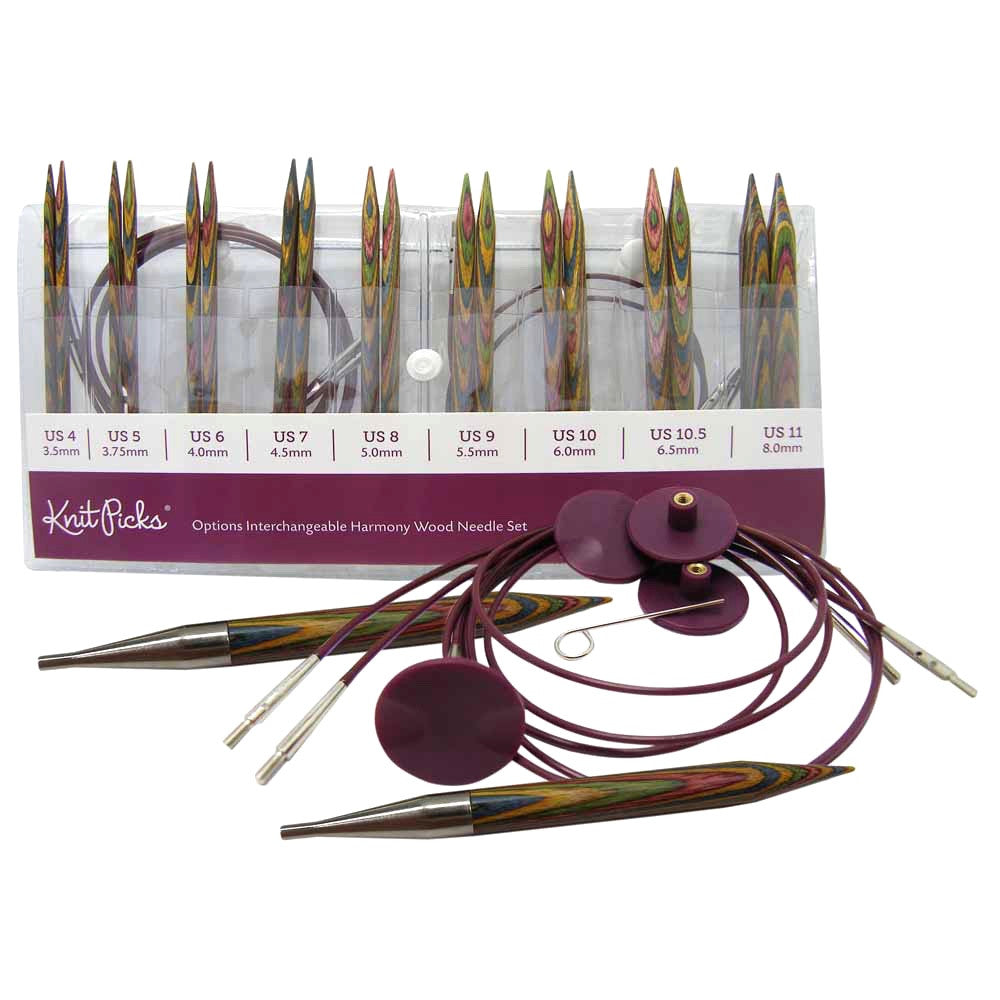 Image result for knitpicks interchangeable needles