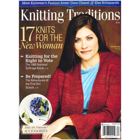 Interweave Knitting Traditions Magazine