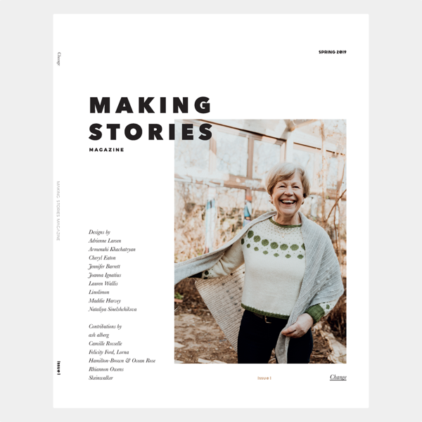 Making Stories Magazine