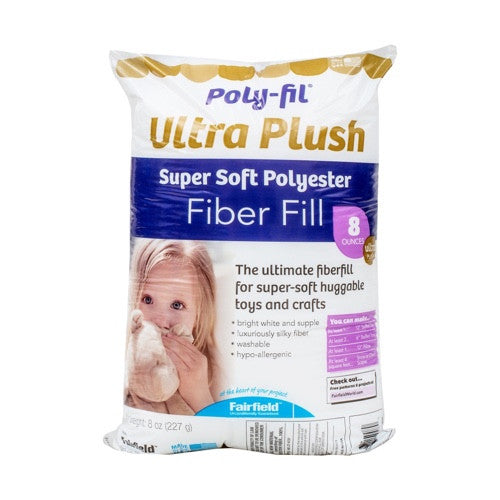 Poly-Fil Ultra Plush Fiber Fill/Stuffing