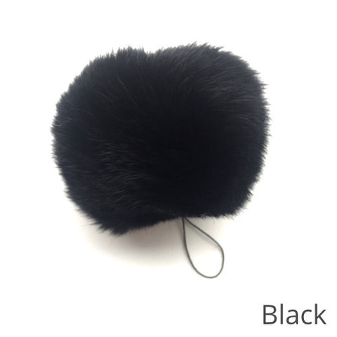 Pompoms Rabbit Fur
