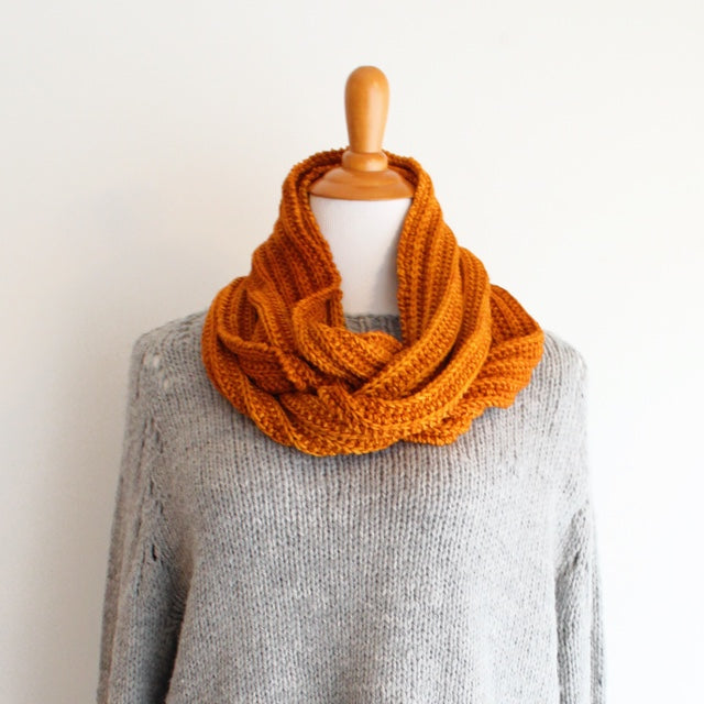 Barbara Cowl Project