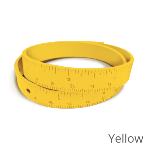 Wrist Ruler: Rubber
